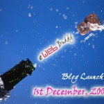 eWebBuddy Blog Launch on 1st decemeber 2008