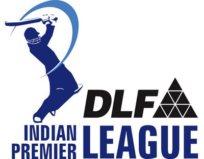 ipl2010 DLF logo