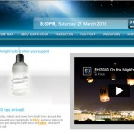 Earth Hour Official Website
