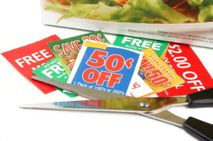 coupons saving