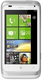 HTC Radar Window phone