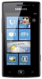 Samsung Omnia w i8350 Windows Phone