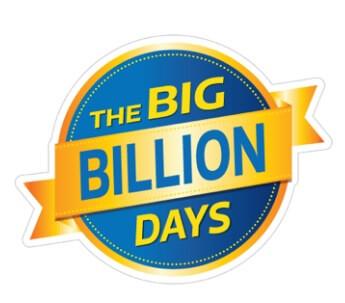 Big Billion Day Logo
