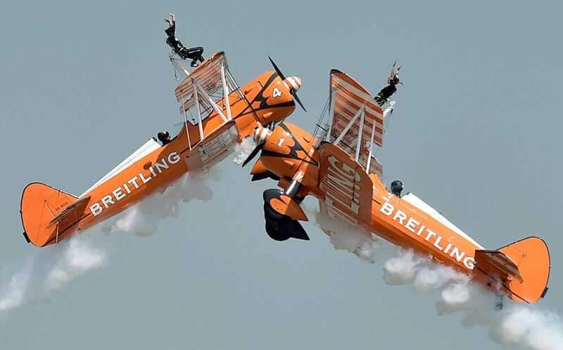 Aero Sjow Breitling