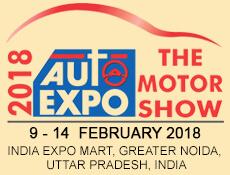 Auto Expo 2018 logo