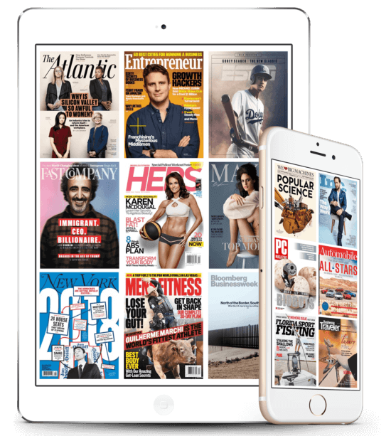 Read Unlimited Magazines online with Magzter | eWebBuddy