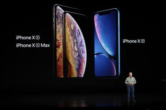 All Iphone X models 2018